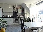 2,5-Zimmer-Wohnung mit 2 Balkonen in München - Nymphenburg