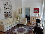 Elegante 2,5-Zimmer Wohnung mit Terrasse im Jugendstilhaus in München - Sendling
