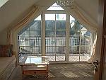 1,5-Zimmer Atelierwohnung mit Balkon in München - Harthof