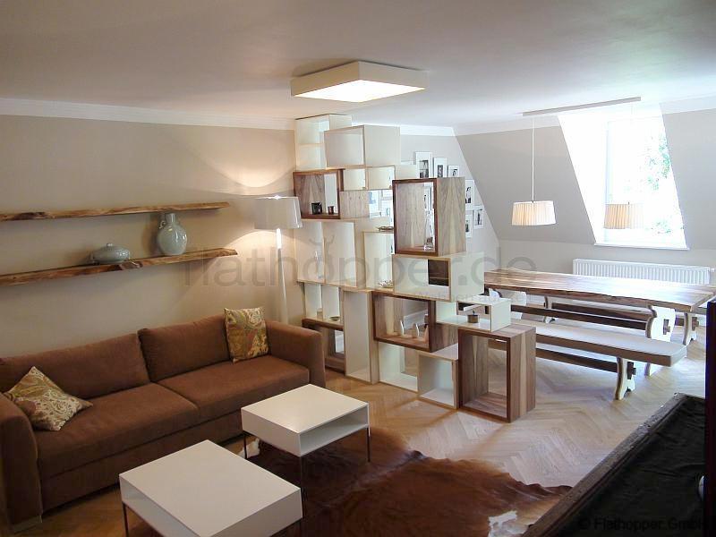hochwertige 2 zimmer wohnung mit neum blierung und balkon in m nchen schwabing nr 102091. Black Bedroom Furniture Sets. Home Design Ideas