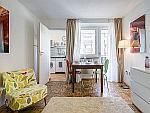 1-Zimmer-Wohnung mit Balkon in München - Schwabing