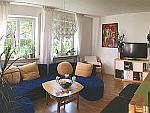 Sonnige und sehr gepflegte 2-Zimmer-Erdgeschosswohnung mit Garten in München - Trudering