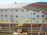 Ruhige 3-Zimmer-Wohnung mit Balkon und Parkplatz in Wolfratshausen bei München nahe Starnberger See