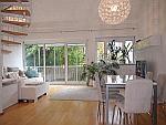 2,5-Zimmer-Galerie-Wohnung mit Balkon in München - Obergiesing