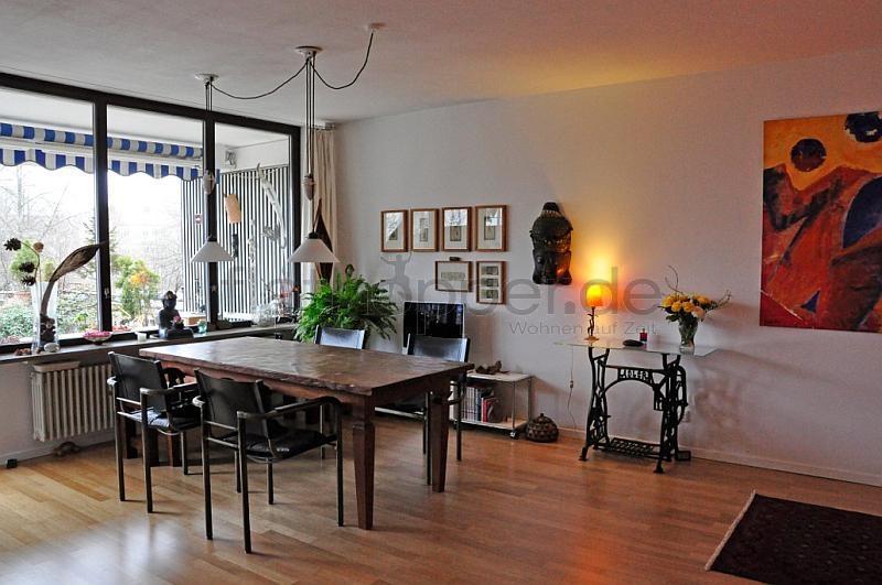 gro z gig m blierte 1 zimmer dachterrassen wohnung mit tiefgarage in m nchen sendling nr 102948. Black Bedroom Furniture Sets. Home Design Ideas