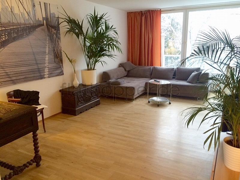 3,5-Zimmer-Wohnung mit Balkon in München - Ottobrunn