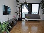 Elegante 1,5-Zimmer Loftwohnung mit Blick über ganz München in Maxvorstadt