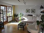 4-Zimmer Wohnung mit Terrasse und Gemeinschaftsgarten in München Oberhaching