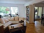 Helle und sehr ruhige 2,5-Zimmer-Wohnung mit Balkon in München - Harlaching