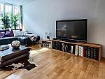 Möblierte 2-Zimmer Wohnung mit Balkon in München - Schwabing