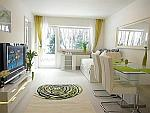 Moderne 2-Zimmer Wohnung mit Terrasse und Garten in M&uuml;nchen - Perlach <br /><br />