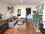 Möblierte 1,5-Zimmer-Wohnung mit Balkon und Aufzug in München-Bogenhausen