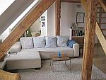 Exklusive, sonnige Maisonette-Altbau-Wohnung in M&uuml;nchen - Schwabing-West<br />*** nur f&uuml;r Mai 2015 ***