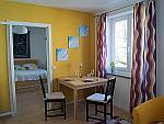Apartment in Bestlage, zentral und dennoch ruhig in M&uuml;nchen - Schwabing<br />