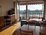 1-Zimmer-Wohnung über den Dächern von München in München - Schwabing