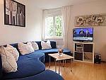 Neuwertige 2-Zimmer-Wohnung mit Balkon in München-Thalkirchen