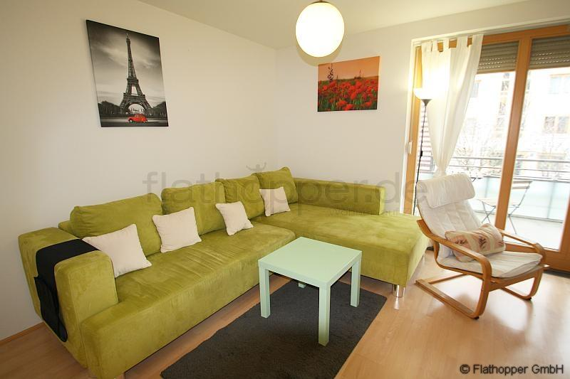 Top 3 Zimmer Wohnung Mit Balkon In Zentraler Lage In München