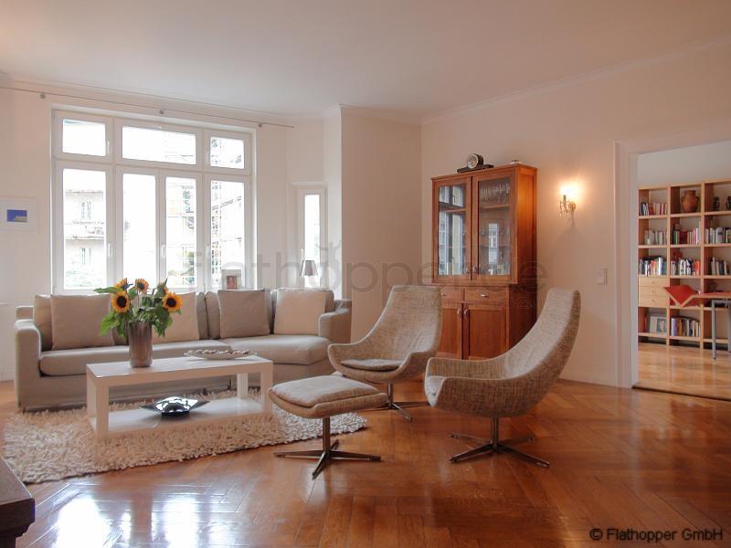 Aussergewohnliche 4 Zimmer Wohnung Im Denkmalgeschutztem Altbau In