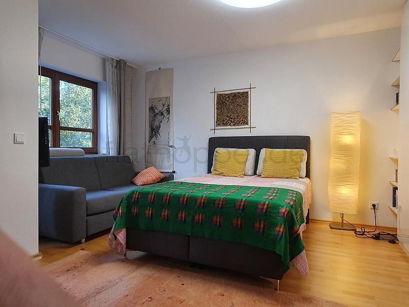 Gemütliches Apartment mit Wintergarten<br />in Rosenheim