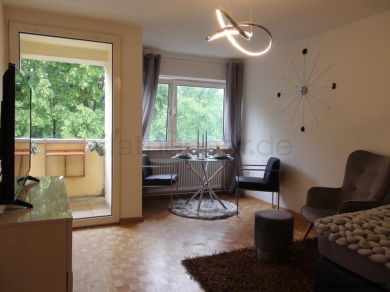 Neu möbliertes Apartment in Forstenried-München