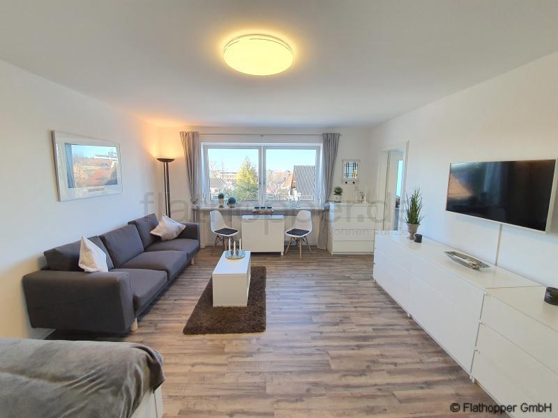 Erstbezug nach Renovierung!<br />Gut geschnittene 1-Zimmer-Wohnung mitten im Herzen Rosenheim