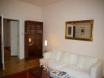 Exklusiv möblierte 3-Zimmer Altbauwohnung mit Balkon in München-Schwabing