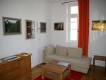 Möblierte 2-Zimmer-Altbauwohnung mit großem Balkon in München-Neuhausen