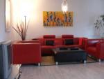 Hochwertige 3-Zimmer-Wohnung mit Balkon und Parkplatz in München - Maxvorstadt