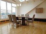 Top! Möblierte 3-Zi Dachterassen Wohnung in München - Obergiesing mit Videopräsentation