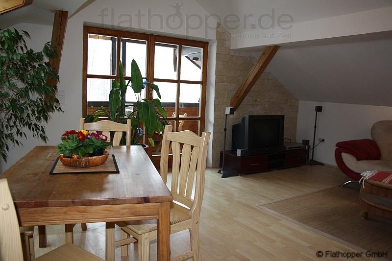 3-Zimmer Wohnung mit Balkon in Achenmühle - Landkreis Rosenheim