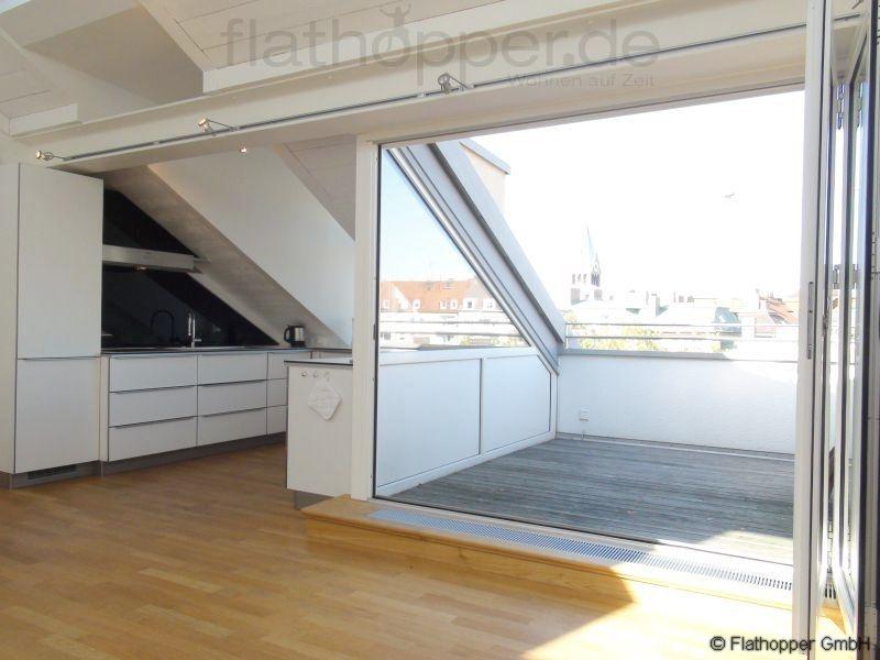 premium l ssige 4 zimmer altbau wohnung mit dachterrasse in m nchen haidhausen archiv nr 91743. Black Bedroom Furniture Sets. Home Design Ideas