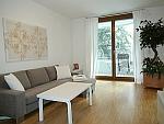 Moderne 2,5-Zimmer-Wohnung mit Balkon und Kfz-Stellplatz in München - Sendling