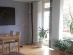 Möblierte 2-Zimmer-Wohnung mit Balkon und Parkplatz in München - Bogenhausen