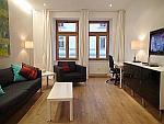 Moderne 2-Zimmer-Wohnung im Altbau mit Balkon in München - Haidhausen