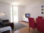 3-Zimmer-Wohnung mit Balkon in München Maxvorstadt