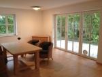 Große 2-Zimmer-Wohnung mit Garten in München - Unterföhring
