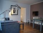 2-Zimmer-Wohnung mit Balkon in München - Bogenhausen