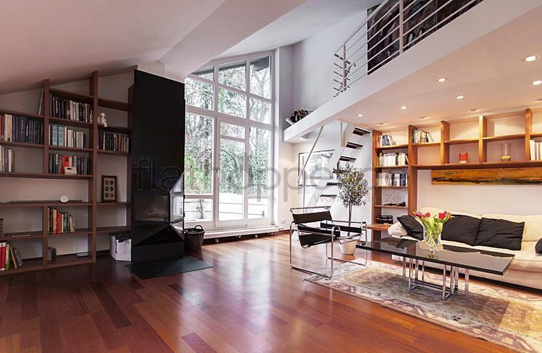 exklusive 2 5 zimmer dachgeschosswohnung in m nchen solln nr 96237. Black Bedroom Furniture Sets. Home Design Ideas
