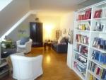 M&ouml;blierte 2-Zimmer Wohnung mit Balkon in M&uuml;nchen - Schwabing<br />**** NUR VON MITTE-DEZ 14 bis MITTE-JAN 15 ***