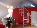 Viel Platz in einer superschönen 3-Zimmer-Dachgeschoss-Wohnung mit Garage in München - Bogenhausen