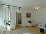 Elegante 2-Zimmer-Wohnung mit Wintergarten in München - Schwabing