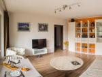 2-Zimmer-Wohnung in ruhiger Lage mit Balkon und Gartenzugang in München - Solln